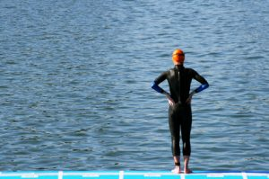 Sports Psychology Tips for Open Water Swimming, Dr Justin Ross, Sports Psychologist Denver